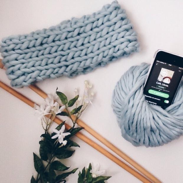 Music & Knitting