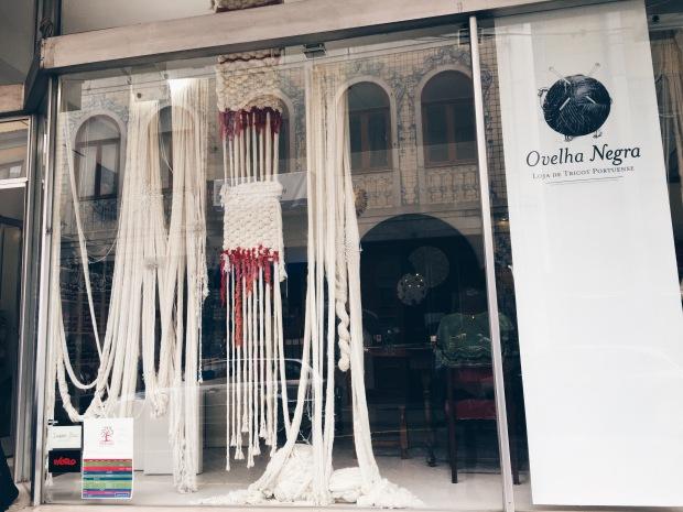 Ovelha Negra lanas Oporto