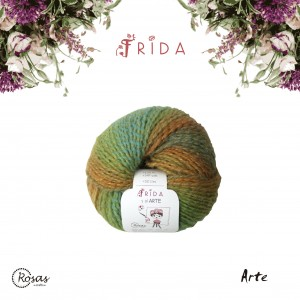 Frida Rosas Crafts Arte lanas