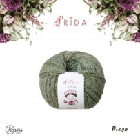 Frida Rosas Crafts Diego lanas