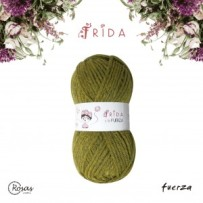 Frida Rosas Crafts Fuerza lanas