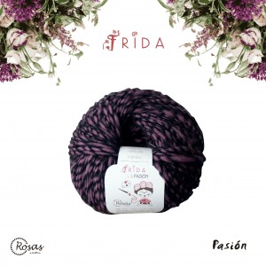 Frida Rosas Crafts Pasion lanas